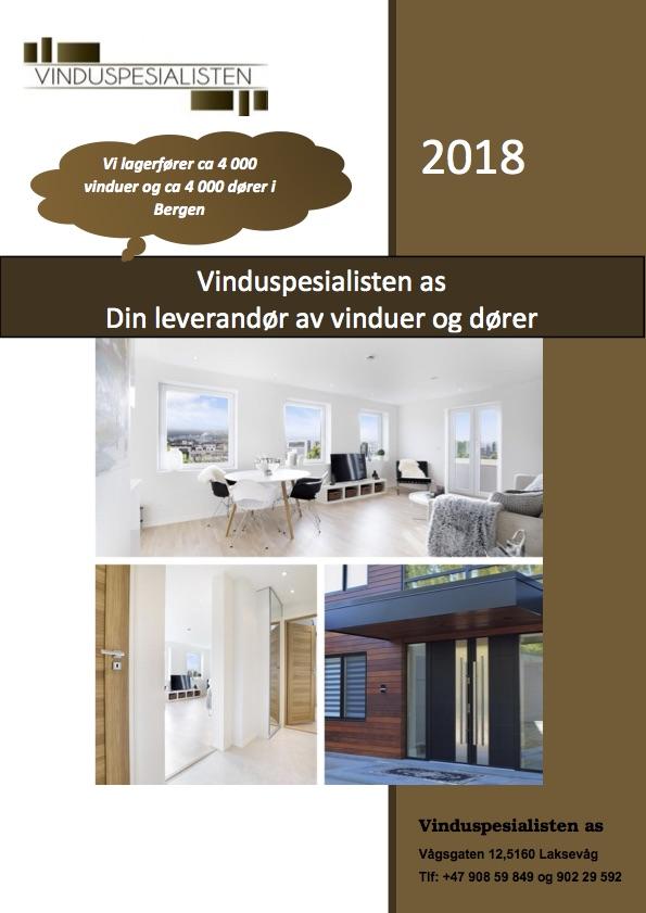 Vinduspesialisten Broskyre 2018